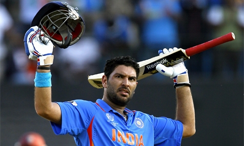 Yuvraj Singh ends cricket roller-coaster
