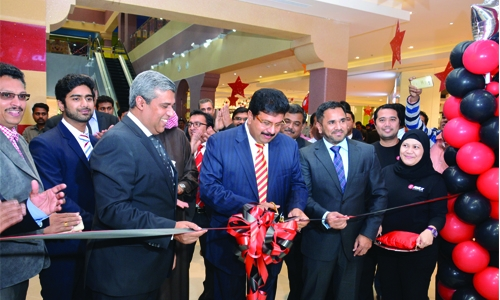 Al Rashid Group opens showroom in Juffair Mall