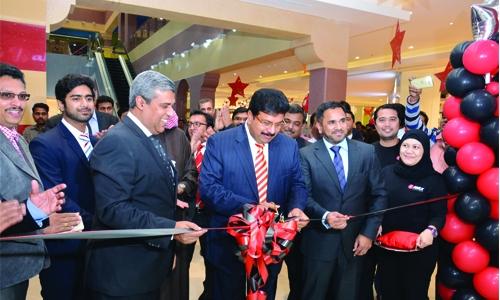 Al Rashid Group opens showroom in Juffair Mall
