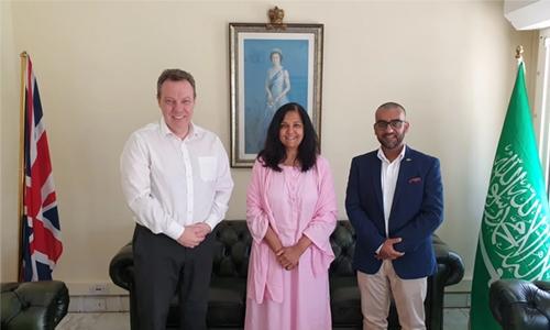 UK parliamentary group praises Hajj facilities