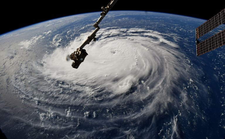 A million told to flee as Hurricane stalks eastern US
