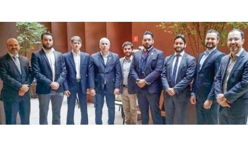 Brave CF boosting bilateral ties between Bahrain, Brazil