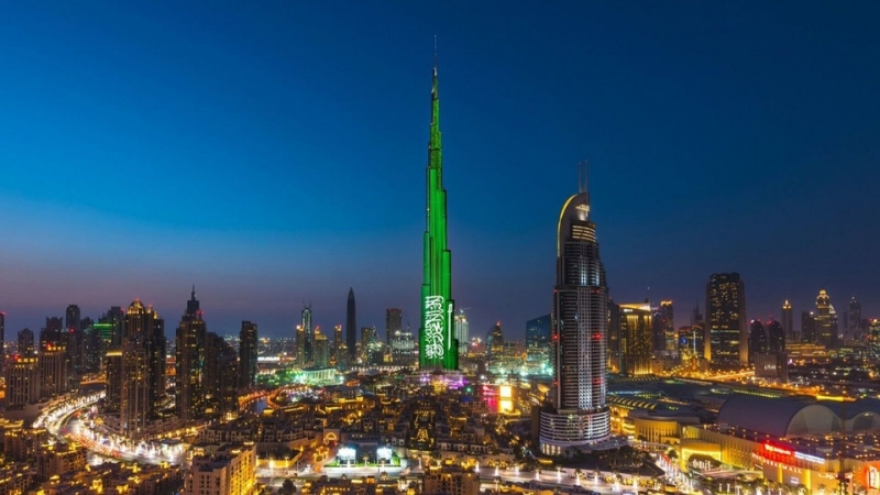 UAE National Day celebrated in Saudi Arabia
