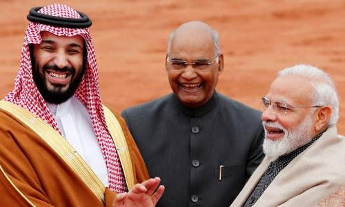 Terrorism, extremism a common concern with India: Saudi Prince