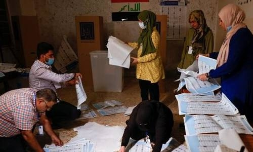 Iraq's parliamentary election turnout lowest ever at 41%