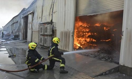 Bahrain to mark International Civil Defence Day
