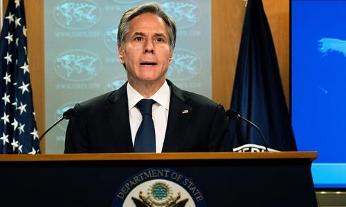 Blinken asks Pakistan to 'line up' in pressuring Taliban