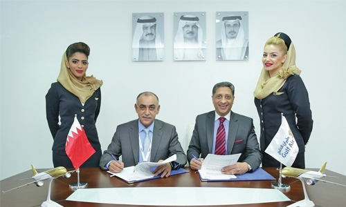 Gulf Air, VFS in  visa service deal