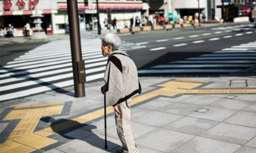 In historic first, G20 weighs ageing as global risk