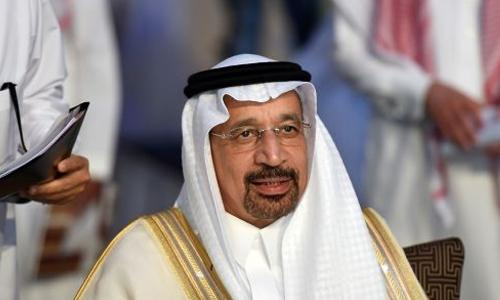 Saudi urges 'fair' energy transition
