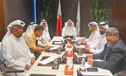 Shaikh Isa Award advisory panel holds meet