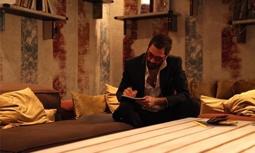 Rocker-turned-poet Nader Mansour releases debut collection