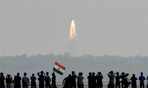 India puts record 104 satellites into orbit
