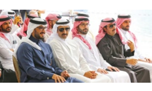 The Kingdom all set to host first-ever international horserace
