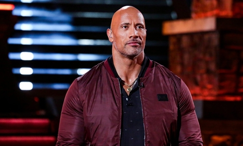 Dwayne Johnson thrilled after fans surprise him