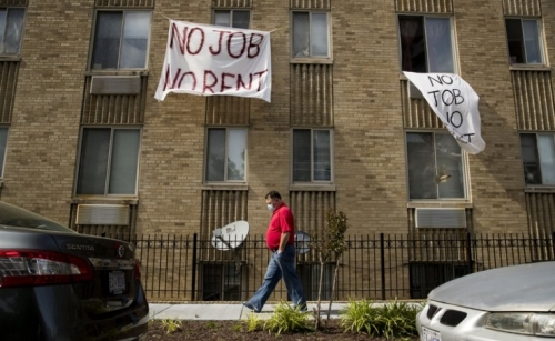 Renters face financial cliff ahead; limited help available