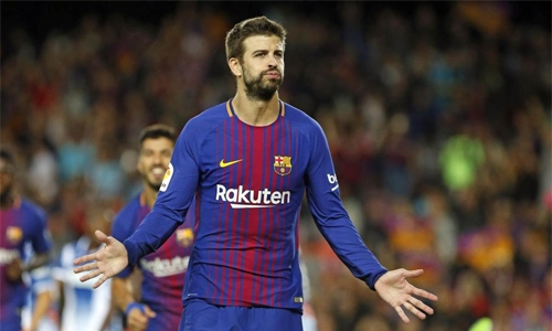 Gerard Pique handed $2.36 million tax bill