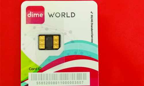 Dime World launched