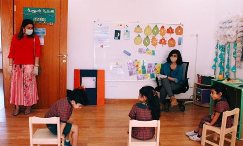Bahrain kindergartens inspected by Education Ministry