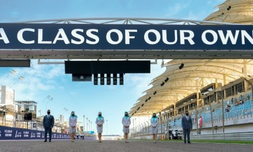 Gulf Air launches 'A Class of Our Own' slogan
