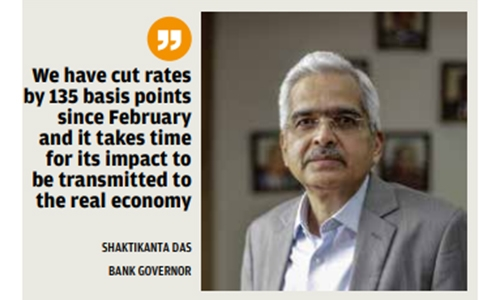 India's RBI cuts rates