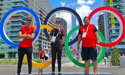 Bahrain around Tokyo Olympics