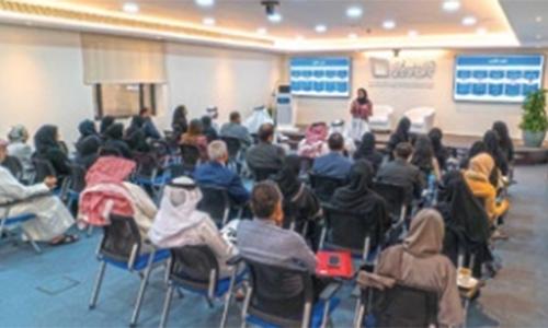 Workshop for representatives of govt service centres held