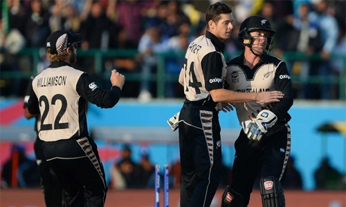 New Zealand win toss, bowl in South Africa T20