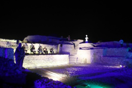 Bahrain Fort welcomes Ta'a Al Shabab's 7th edition | THE