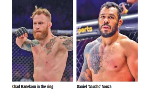 Brave CF comes back to South Africa with blockbuster inaugural title fight