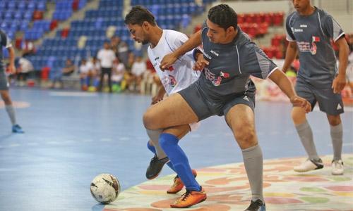 Futsal League: Team Movement win 6-2