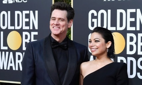 Jim Carrey dating 'Kidding' co-star Ginger Gonzaga