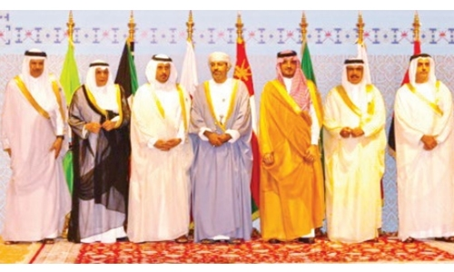 GCC ministers discuss security co-operation