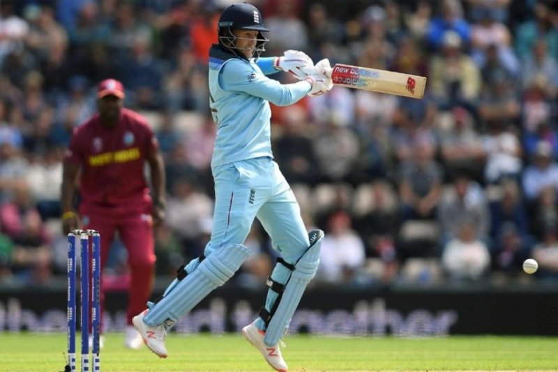 Root stars as England crush West Indies