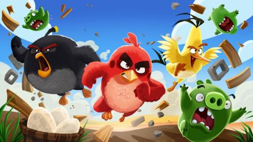 New Angry Birds television series being hatched