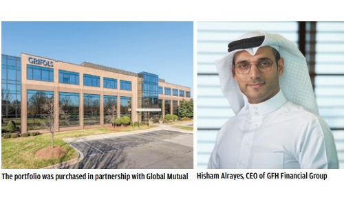 GFH buys $100m tech offices portfolio in US