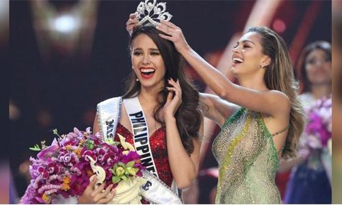 Philippines wins fourth Miss Universe crown