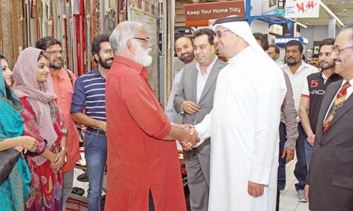 In a first, shooting of Indian film in Bahrain