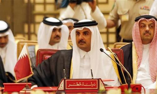 Saudi, allies urge Qatar to accept 'six principles'
