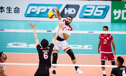 Bahrain go down fighting against Japan