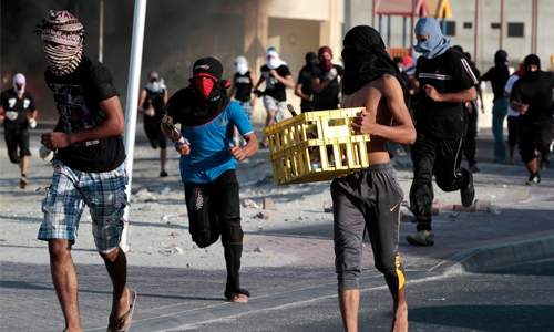 Bahrain rioters jail sentence reduced