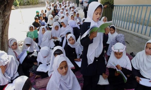 UNESCO, UNICEF say closed Afghan girls' schools violates fundamental right to education