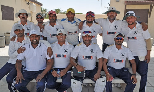 Strikers win Awali trophy