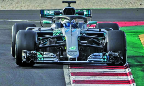 First Formula 1 test driver line-ups set