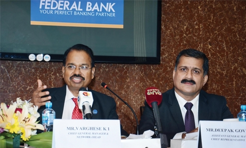 Federal Bank to open one  more office in Dubai