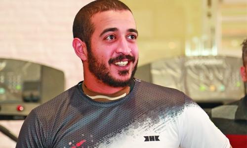 Stongest Bahraini Man begins