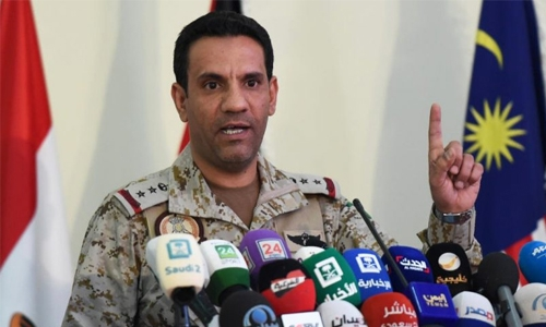 Saudi downs Houthi drone