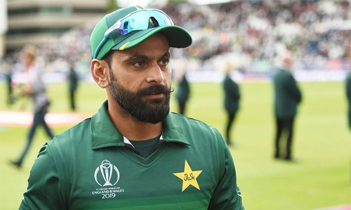 Pakistan have no need to fear Australia says Mohammad Hafeez
