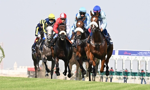 Victorious-owned horses win three more cups in Bahrain