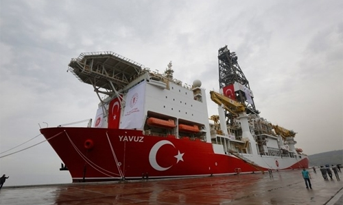 Egypt warns Turkey of 'escalation' over drilling off Cyprus